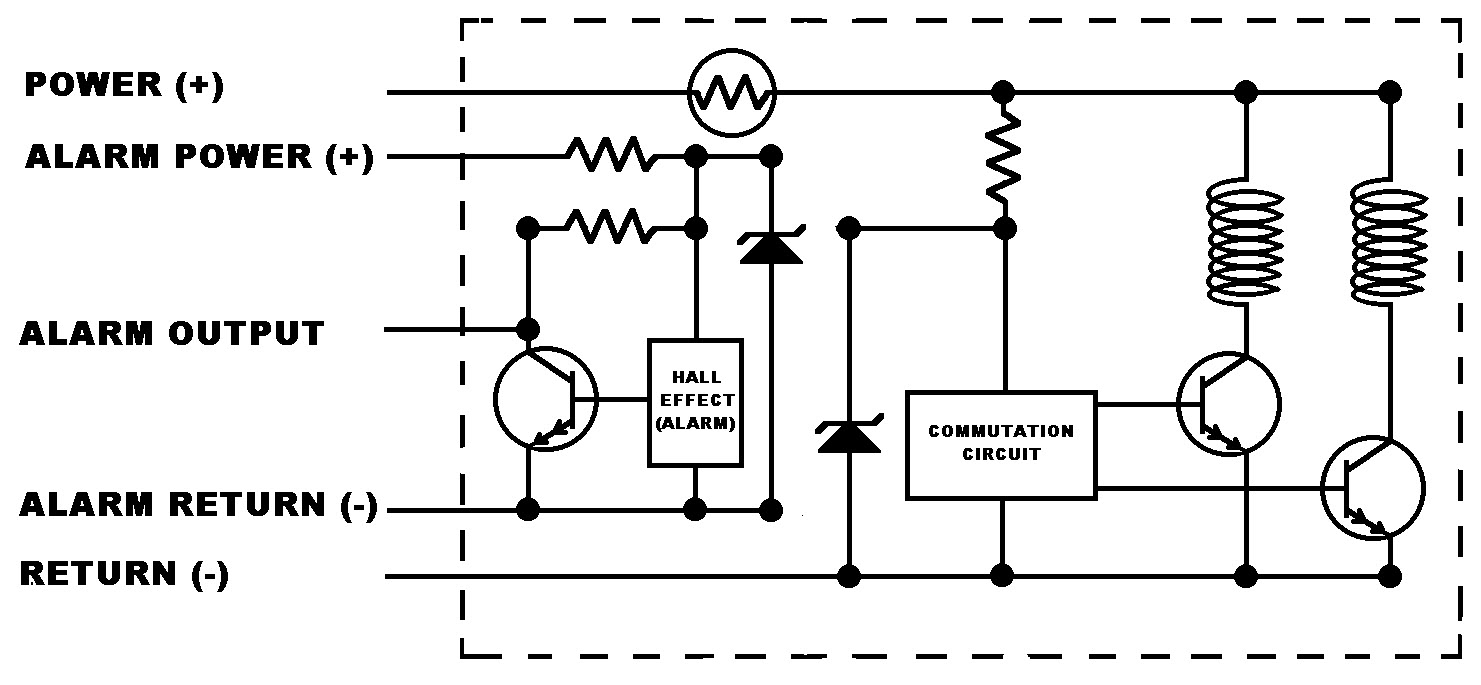 Methods Of Monitoring Fan Performance Comair Rotron This Circuit Produces A Voltage Proportional To Current And Isolates Non Isolated