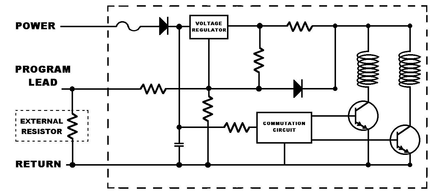 Different Methods To Control Fan Speed Comair Rotron Switching Power Supply Schematic 3a Voltage Regulator Based Programmable